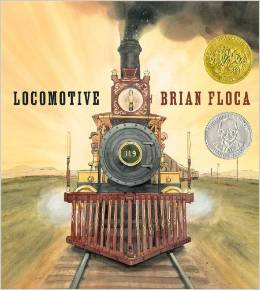 Source: http://www.amazon.com/Locomotive-Caldecott-Medal-Brian-Floca/dp/1416994157